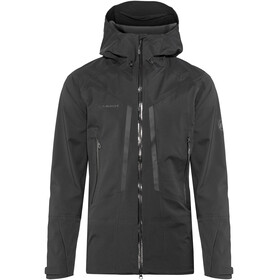 Mammut Masao HS Hooded Jacket Men black